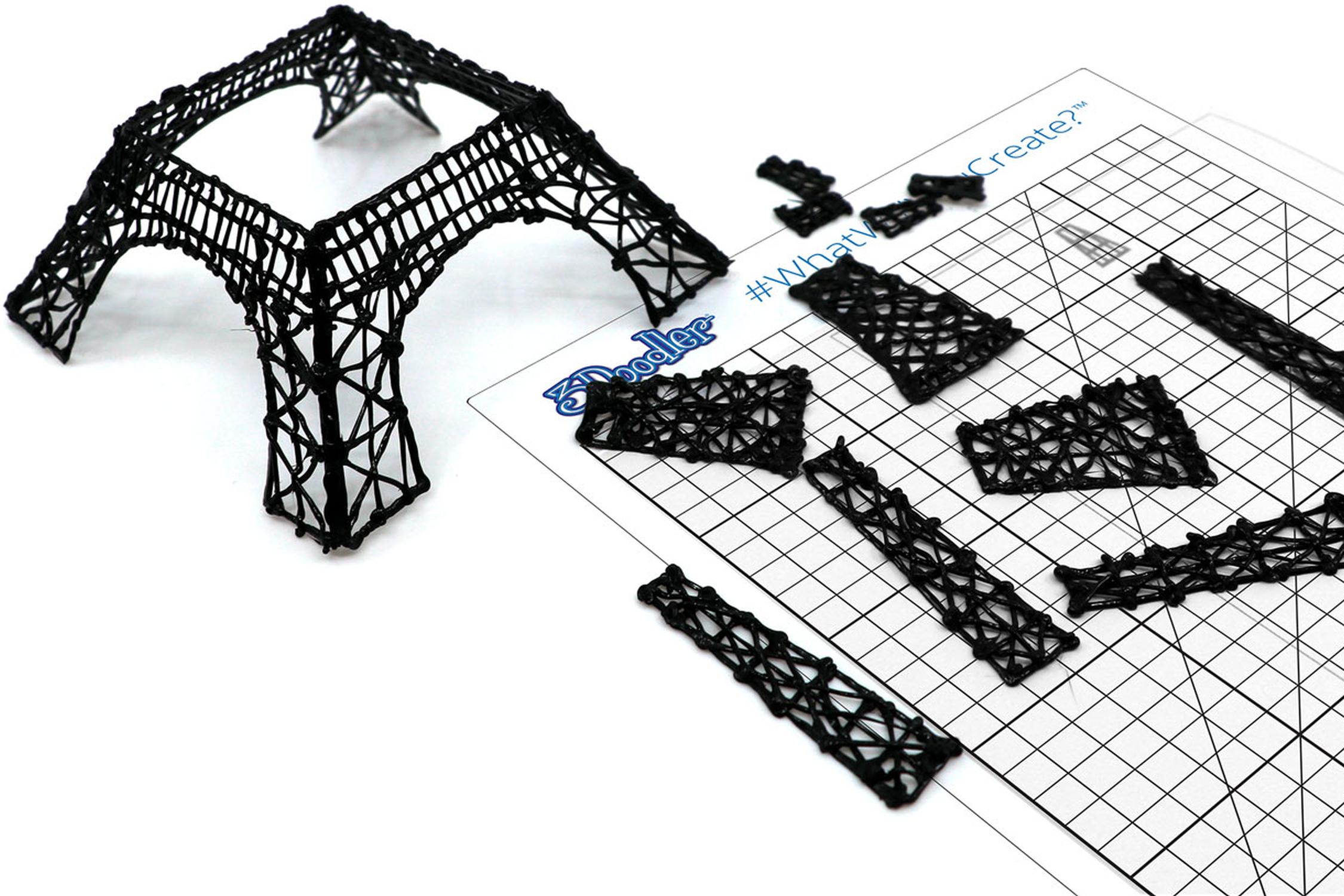 Podkładka do tworzenia projektów 3D do długopisu 3Doodler