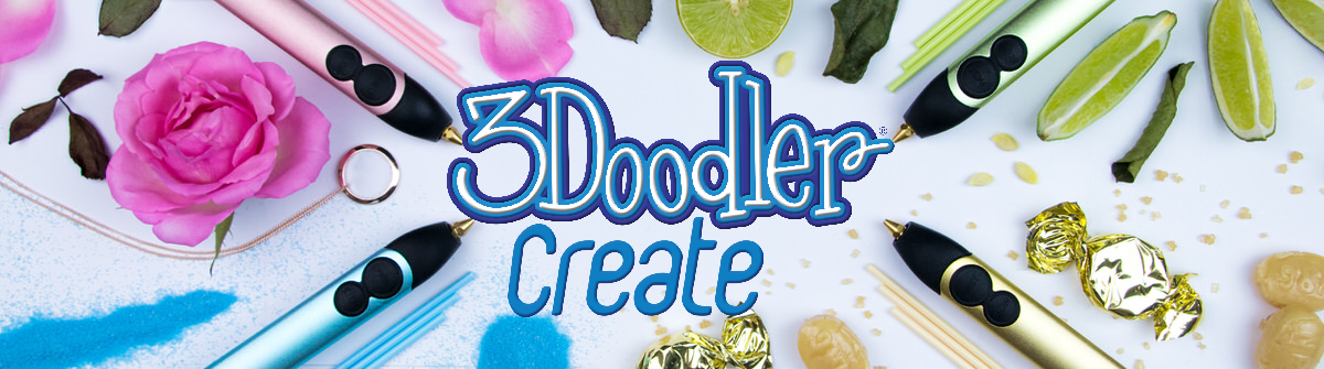 3Doodler Create Butterscotch