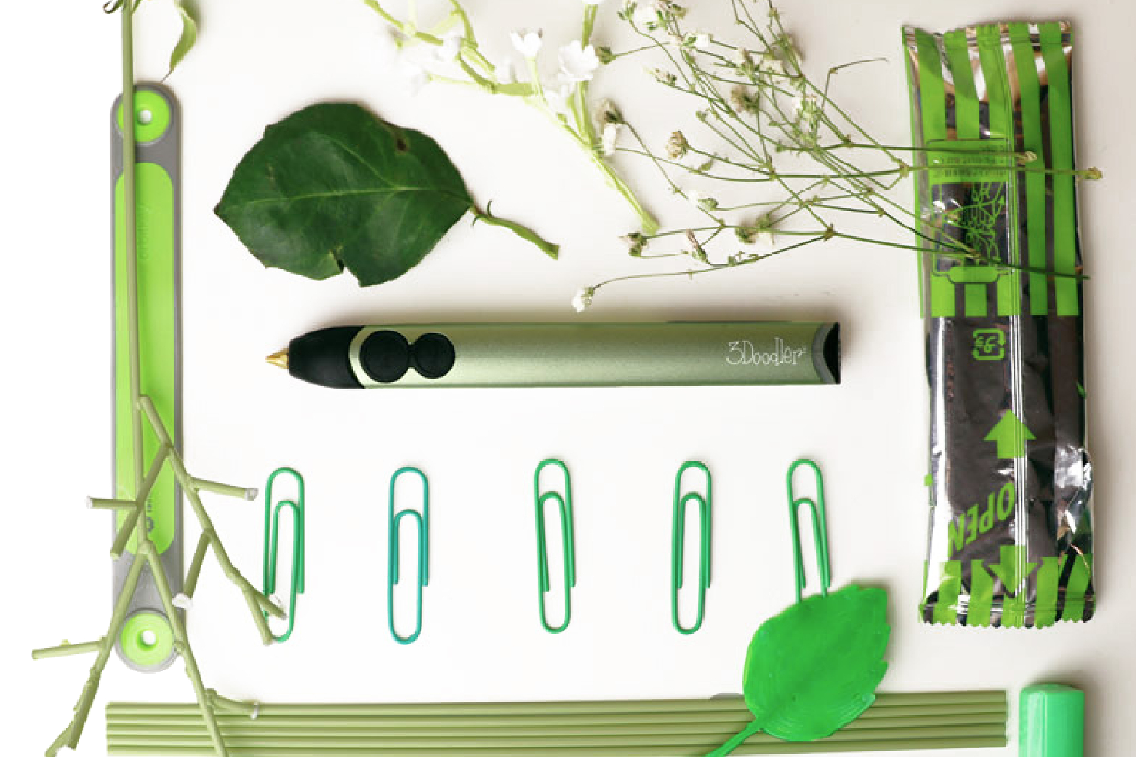 3Doodler Create Hint of Lime