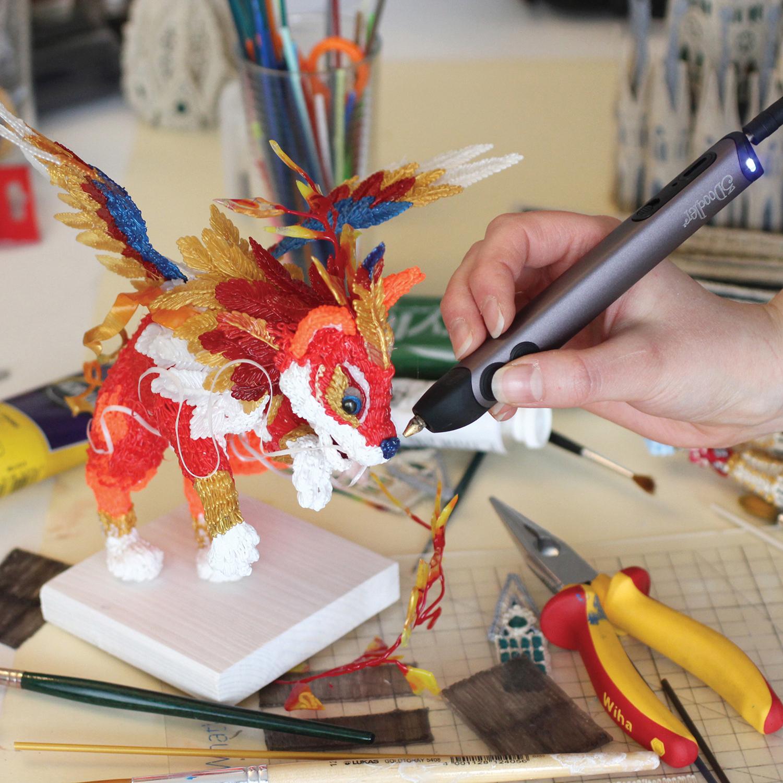3Doodler Create Rose Gold
