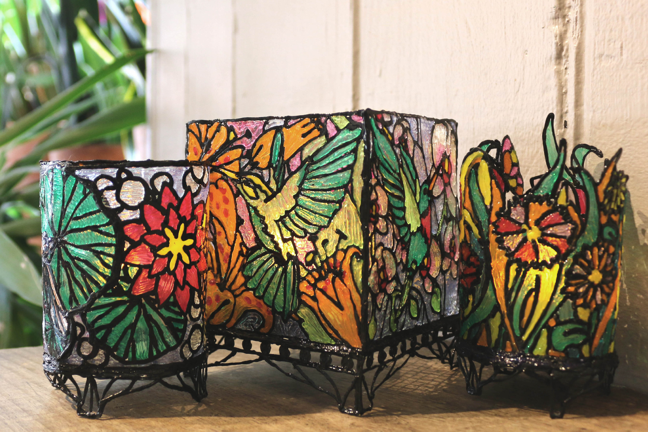 3Doodler Create Project Kit Tiffany Candle