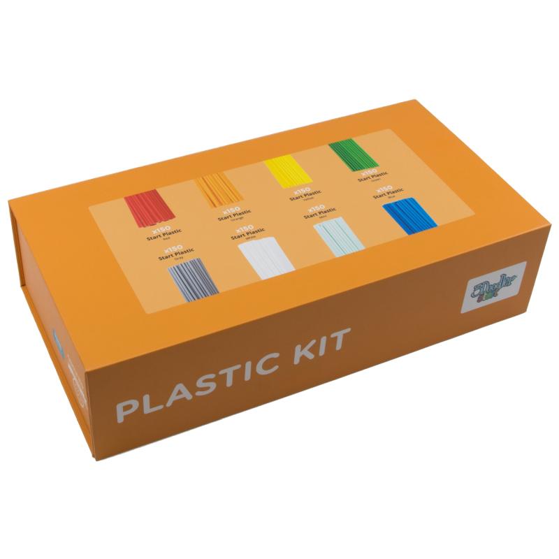 3Doodler Start Zestaw edukacyjny, Filamenty