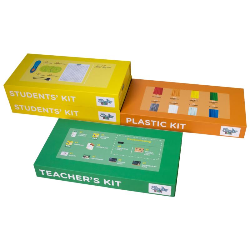 3Doodler Start Learning packs