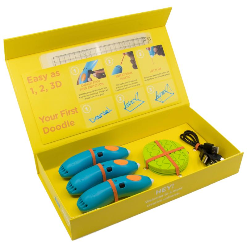 3Doodler Start Zestaw edukacyjny