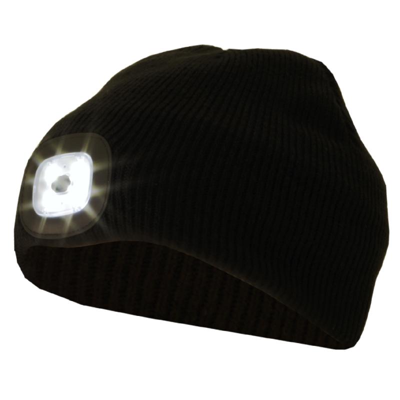 Czapka LED