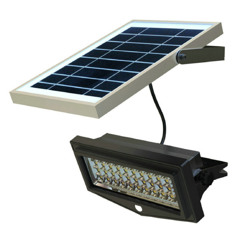 Solar halogen lamp