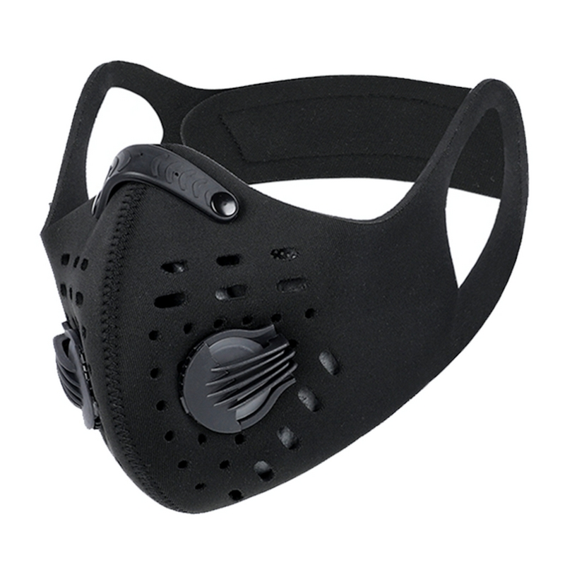 Dustproof sports mask