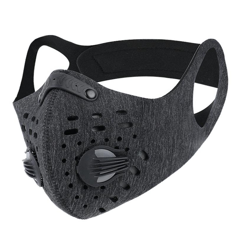 Dustproof sports mask