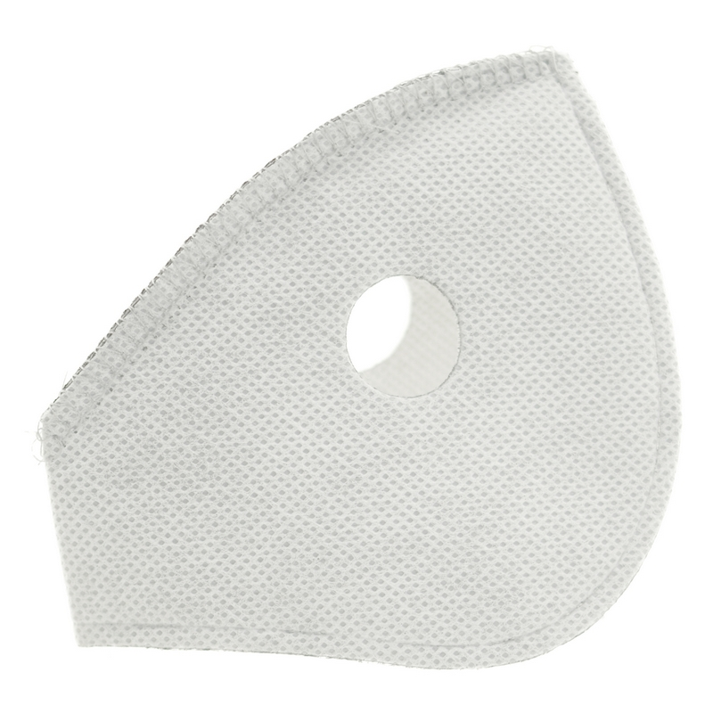 Filter for sports mask, 5 pieces