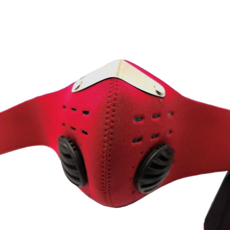 Pyłoszczelna sportowa maska
