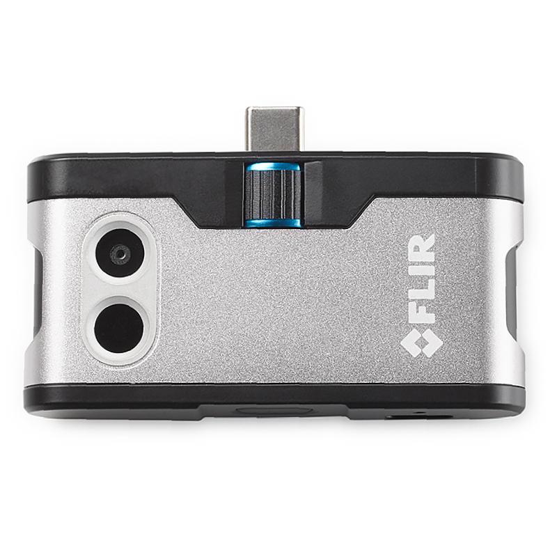 Thermovision camera