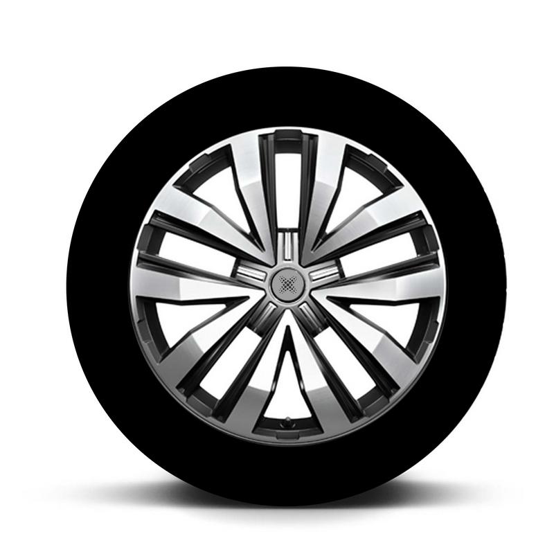 Reifenabdeckung