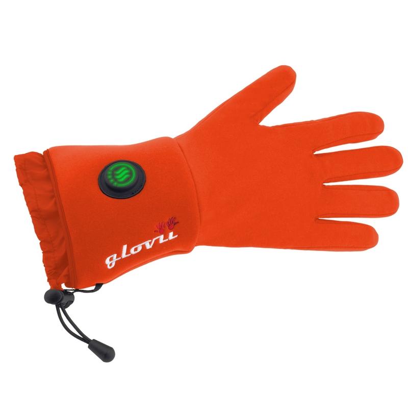 Ogrzewane rękawiczki uniwersalne