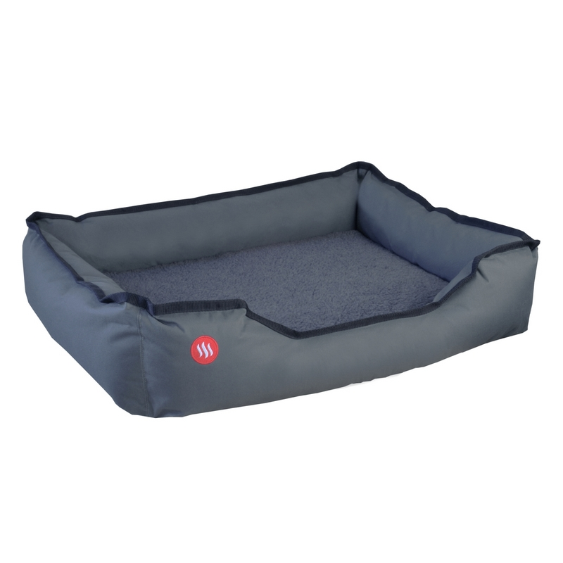 Heated pet's bed