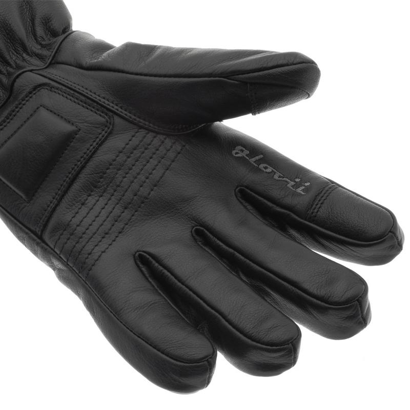 Ogrzewane rękawice motocyklowe