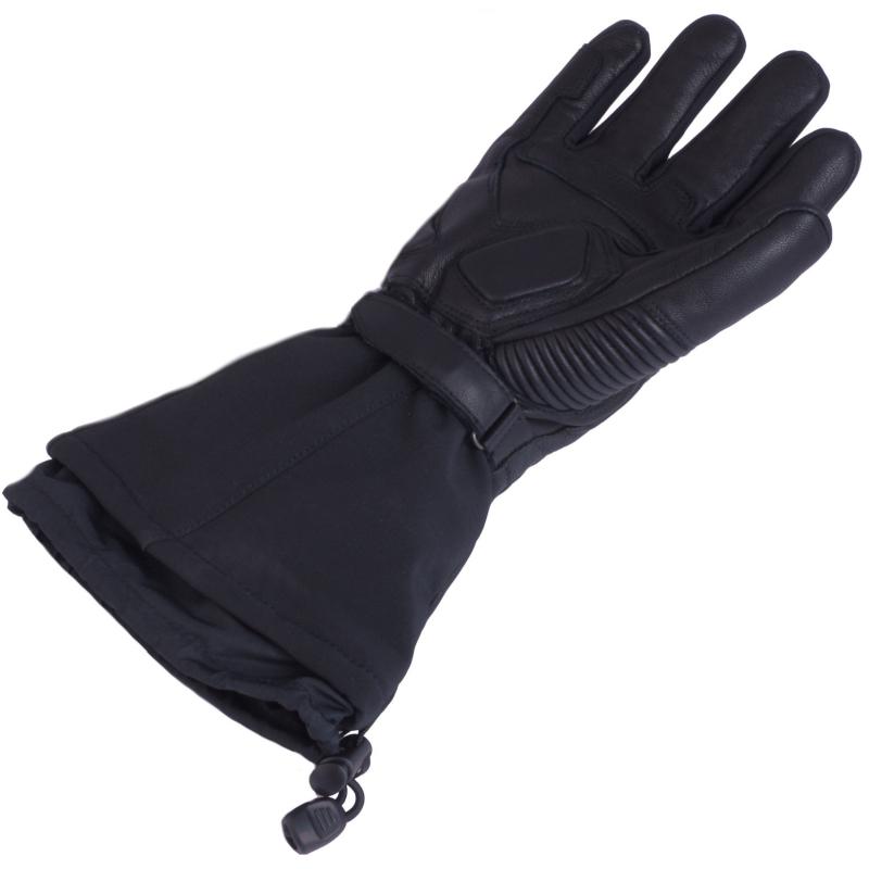 Ogrzewane rękawice narciarskie