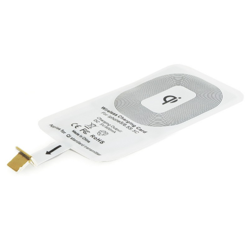 Adapter QI Lightning 8-pin