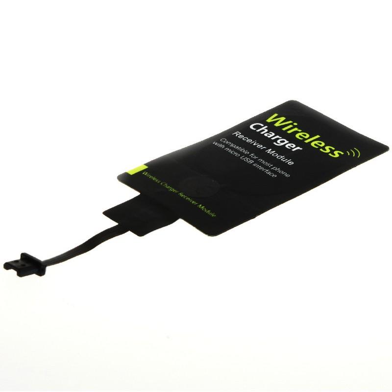 Adapter QI microUSB