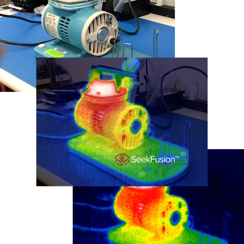 Kamera termowizyjna
